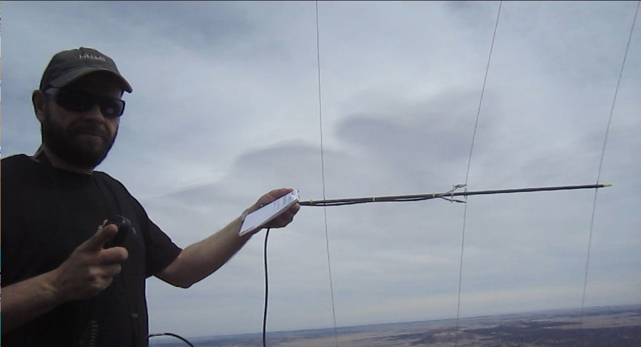 Ultra-lightweight 2m Yagi for SOTA | SOTA outings by KØMOS and ...